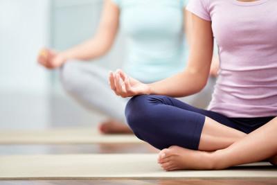 A meditáció megtanít kezelni a stresszt